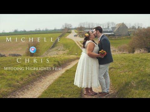 Stone Barn Cheltenham Wedding Video - Michelle & Chris - Chris Spice Films