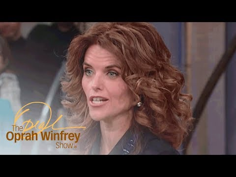 Oprah and Maria Shriver on Leaving Your Comfort Zone | The Oprah Winfrey Show | OWN