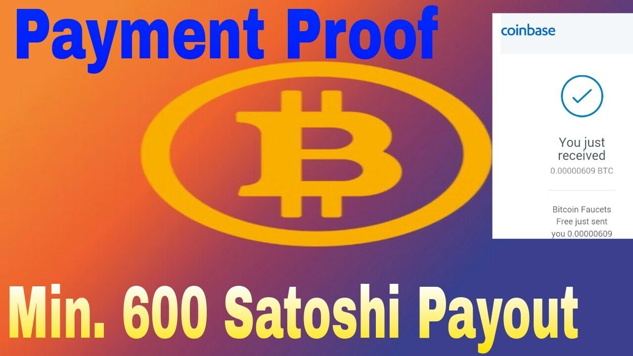 Earn unlimited Satoshi by Faucets Bitcoin Free android apps with payment  proof