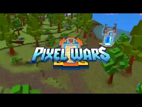 Pixel Wars Trailer