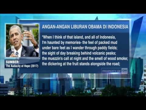Obama Mudik ke Indonesia, Ingin Denger Adzan & Gamelan Mp3