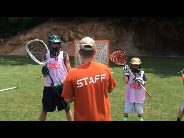 Zach Oliveri goalie instruction