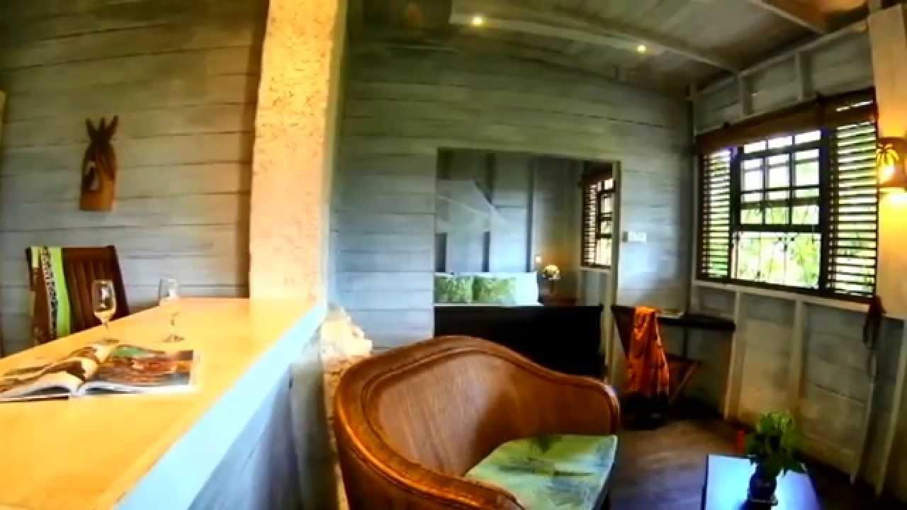 sea-u guest house, bathsheba barbados - cottage apartment - youtube