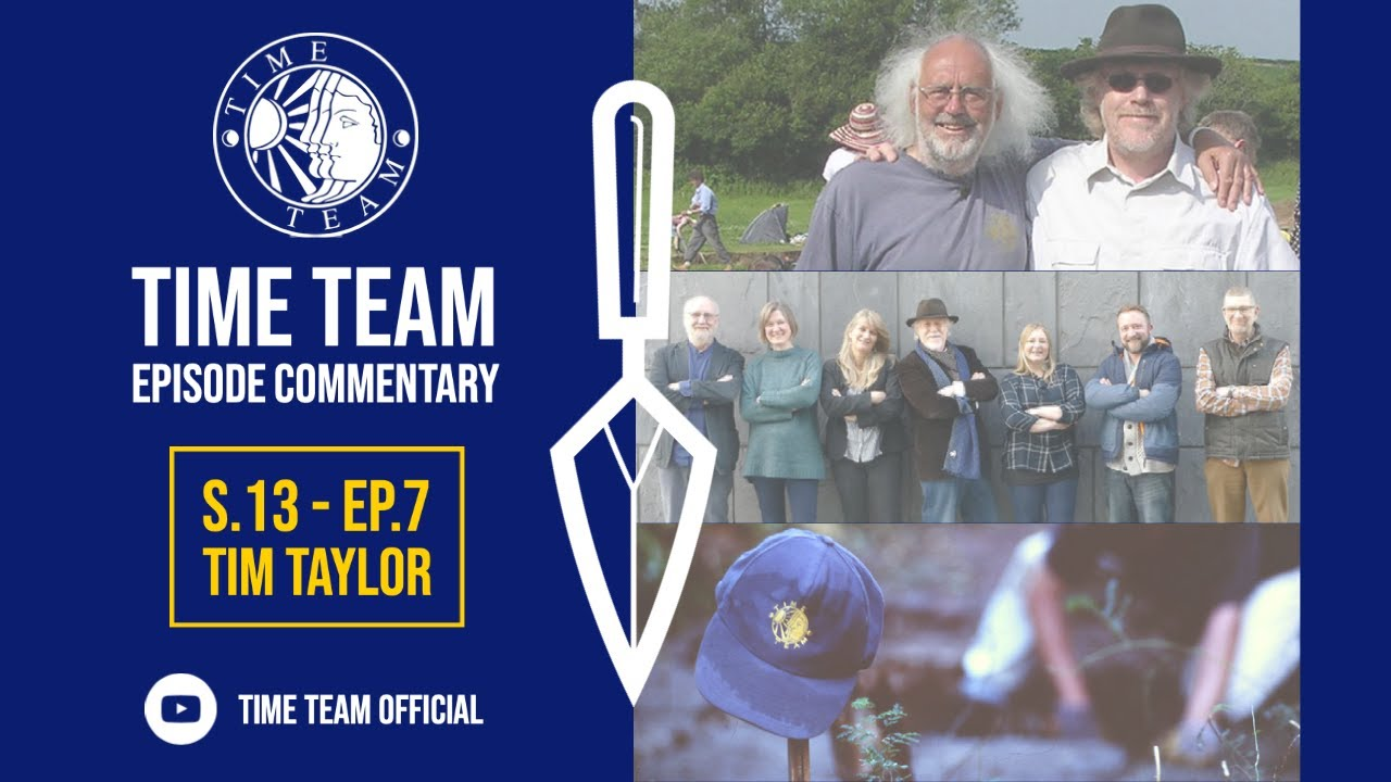 Download Time Team Commentary: 'The Monks' Manor' | S13E07