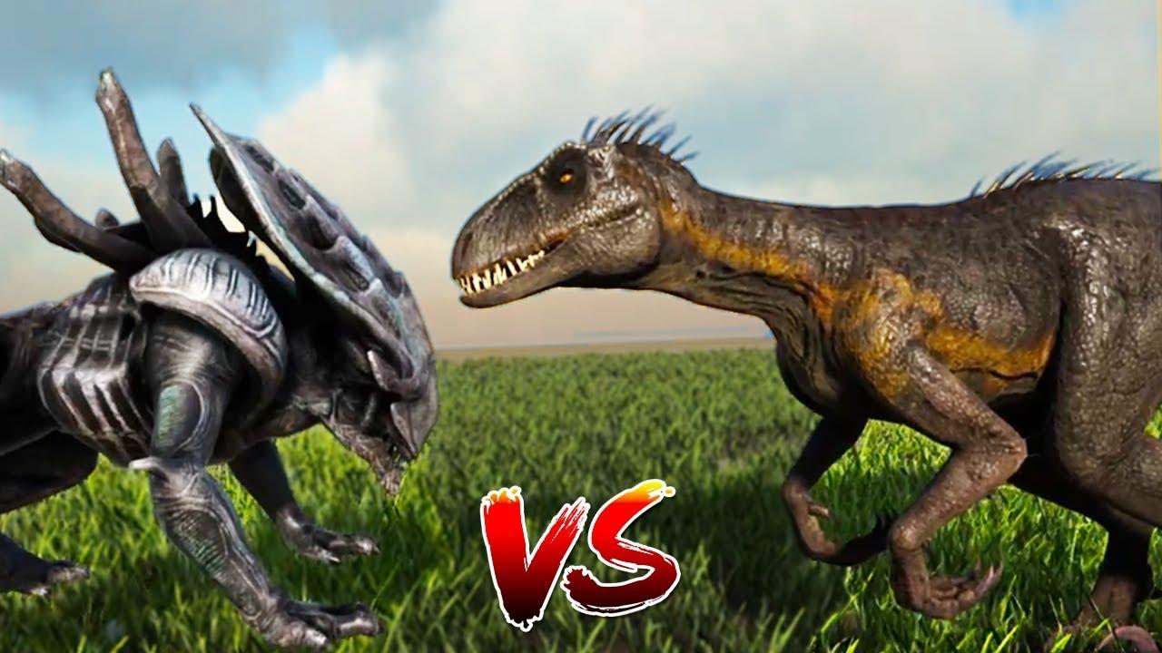Its Perfect New Ark Indoraptor Is Amazing Indoraptor