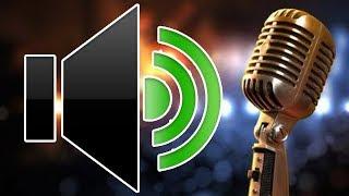 автоматически падает громкость микрофона. Как исправить?