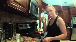 21 Day Fix, Wheat Spaghetti, Clean Marinara And Turkey Meat Balls- Tabitha Guidry-turner