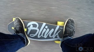 Blink Lite: The Lightest Electric Skateboard You Can Buy