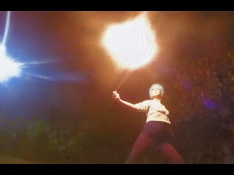 FIRE POI - DOUBLE DART