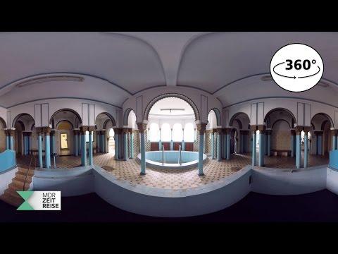 Das Leipziger Stadtbad   360 VR Video   MDR ZEITREISE