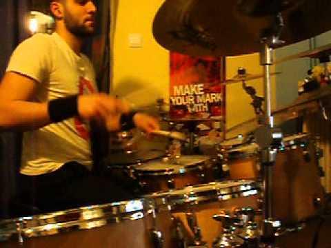 giwrgos iatridis drums :  sampanis - oti kai na eimai