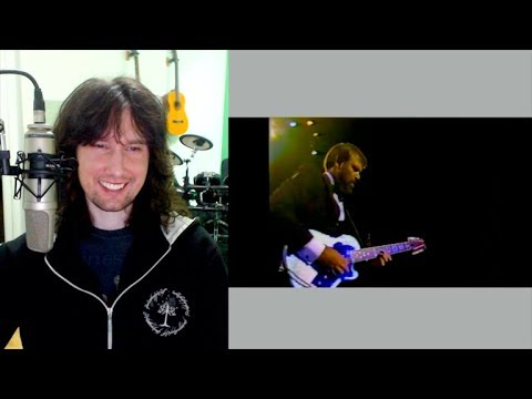 British guitarist reacts to Glen Campbells OUTRAGEOUS playing!