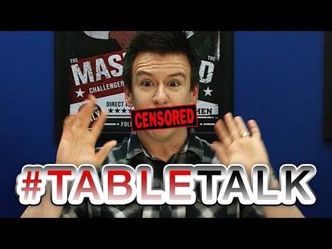 Words You Shouldn't Say Anymore on #TableTalk!