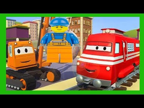 Lego train city - Trains for kids - Trains for children - Trains videos for kids