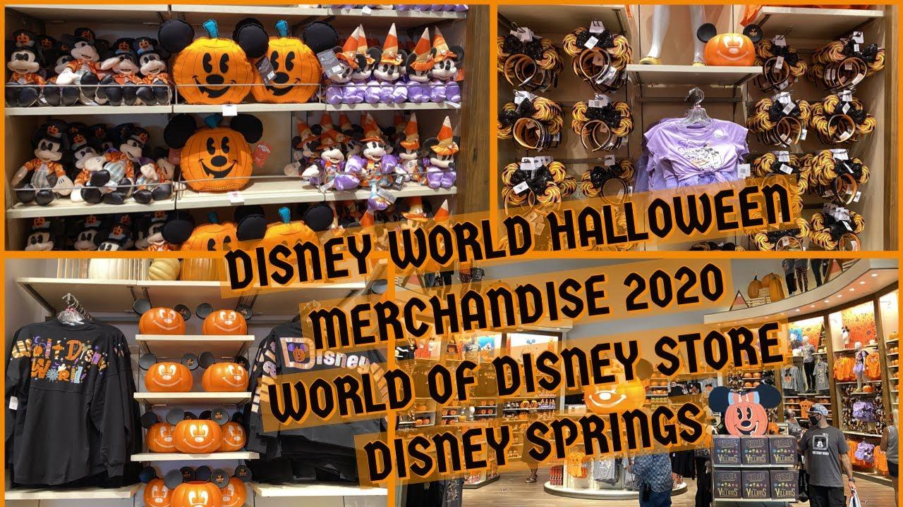 Disney Parks Halloween Merchandise 2020 Disney World Halloween Merchandise 2020   World of Disney   Disney