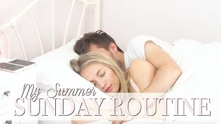 My Summer Sunday Routine | Freddy My Love