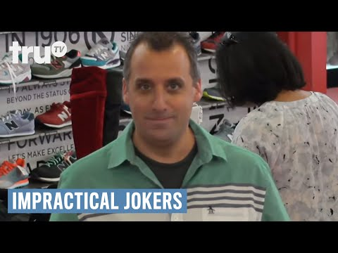 Impractical Jokers - Shoe Store Soul Searching
