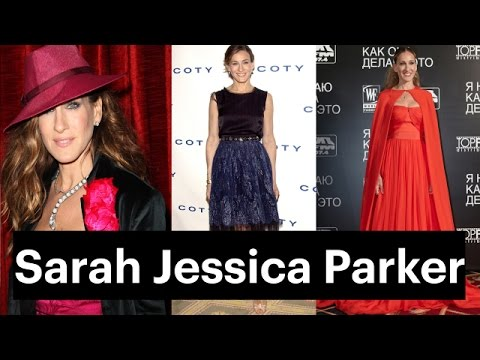 Sarah Jessica Parker: Bad '80s Fashion to Style Icon