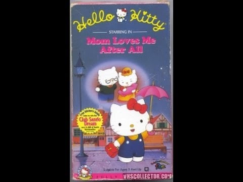 Opening To Hello Kitty Mom Loves Me After All 1995 Vhs