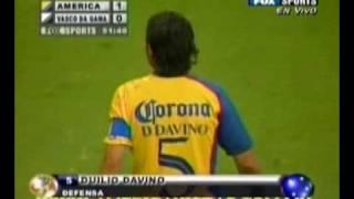 America vs Vasco de Gama Sudamerica :: Del Recuerdo ::