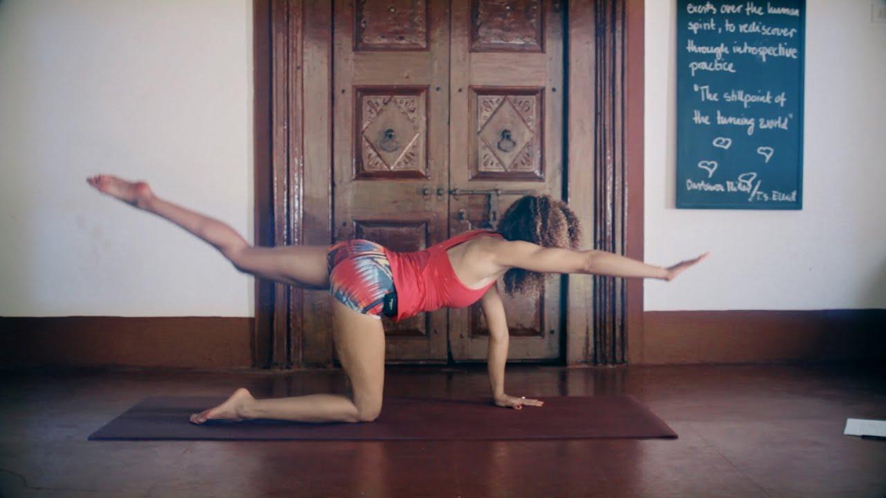 Lower Back Strengthening Exercises | Strength for Yoga | Laruga Glaser