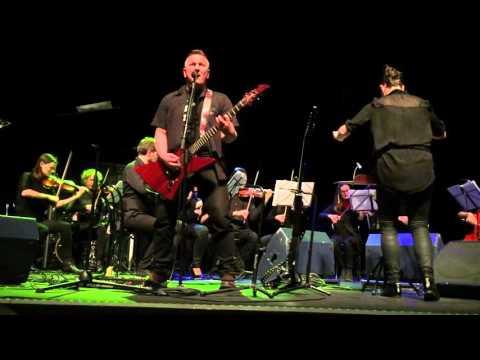 I dissapear - Alcoholica & Orchestra Mixtura, Lubin 16.01.2016