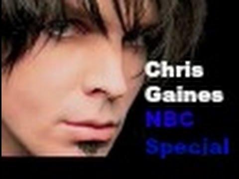 Chris Gaines NBC special