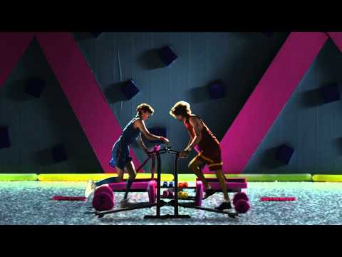 KOAN Sound - 80's Fitness (Official Music Video)