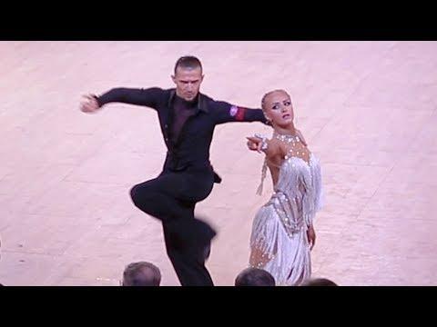 Maxim Elfimov - Evgenia Churikova | Russian Championship Latin 2018 - QF J