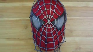 12sec Spider-Man Mask New Webs!