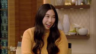Awkwafina Worked at Bodega Before Becoming a Movie Star