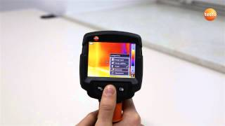 thermal imager testo 870 programming the quick select button 4 10   we measure it testo