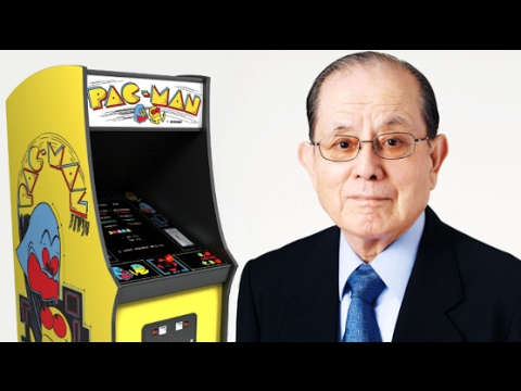 Namco Founder and Pacman Creator Nakamura Dies at 91