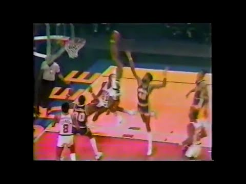 1980-81 Milwaukee Bucks Highlights