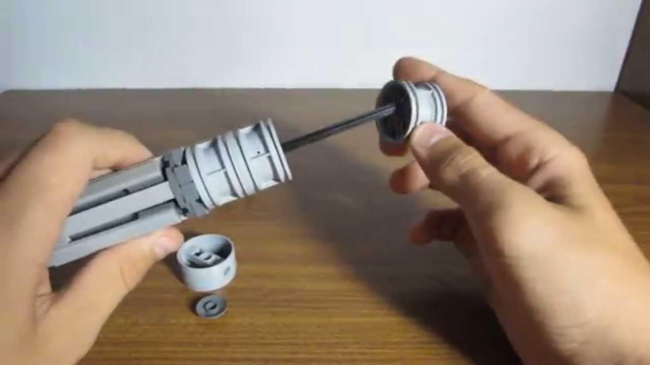 Инструкция светового меча