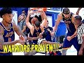 JaVale McGee & Nick Young LOSE 25 Point Lead Then START TRYING!! Warriors Duo DOMINATE at The Drew!