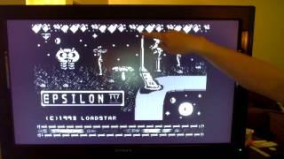 Commodore 64: Loadstar Games
