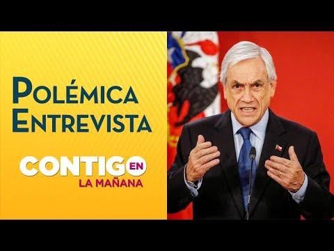Sebastián Piñera es