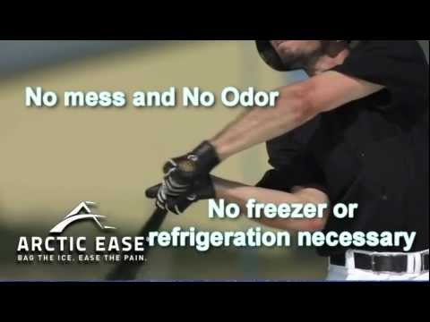 Arctic Ease used by pro athletes and special forces to treat injuries