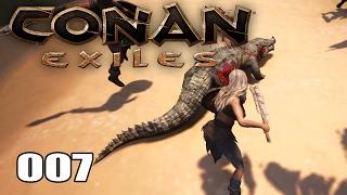 CONAN EXILES [007] [Heute braten wir Krokodil] [Multiplayer] [Deutsch German] thumbnail