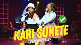 Syahiba Saufa - Kari Sukete (Official Music Video ANEKA SAFARI)