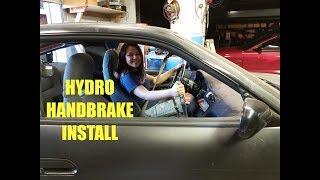 How To Install a Hydro Ebrake (Hydraulic Handbrake)