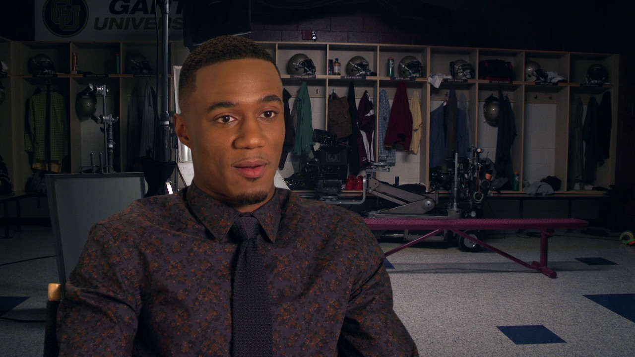 Almost Christmas Jessie Usher.Almost Christmas Jesse Usher Interview