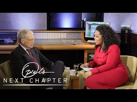 David Letterman Addresses His Public Sex Scandal | Oprah's Next Chapter | Oprah Winfrey Network