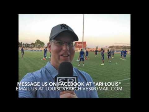 5-1-15 Louis Live! Interview with Josh Halickman (The Sports Rabbi)