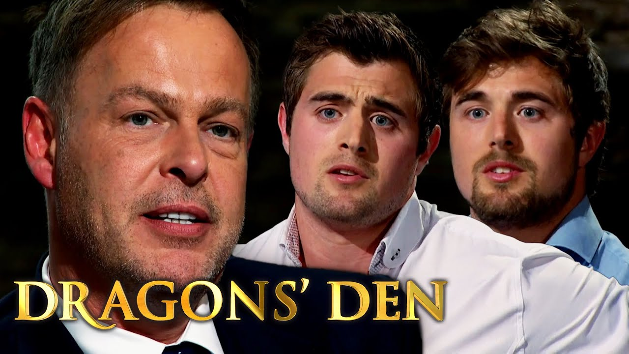 Startup's 6x Revenue Projections Brings Dragons to Boiling Point | Dragons' Den