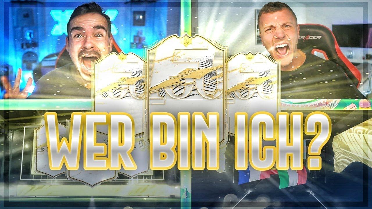 LOSTER GEHTS NICHT !! 😂😂😂 FIFA 21 : ICON MOMENTS WER BIN ICH ?!