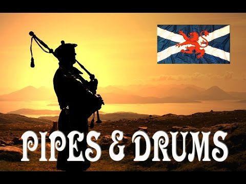 ⚡️MULL OF KINTYRE ⚡️ Pipes & Drums Royal Scots Dragoon Guards⚡️