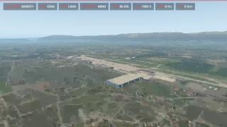 X-Plane 11 livestream SAS6371 ESSA - LSGG Rotate MD-80