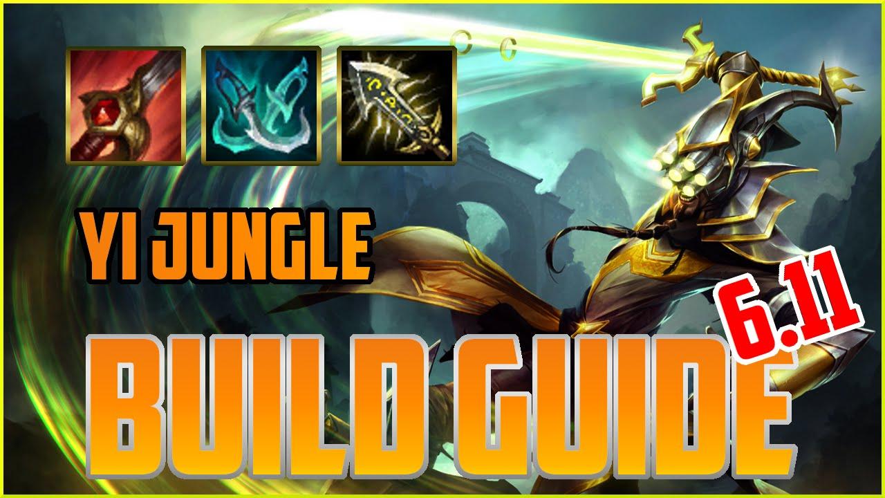 Pašalinti Tarkime Dėmesingas Lol Yi Jungle Build Yenanchen Com